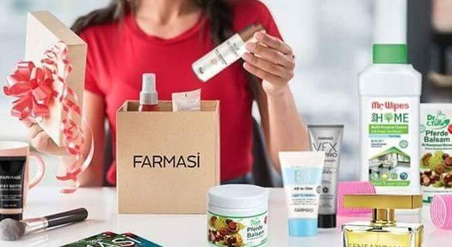 Farmasi webáruház