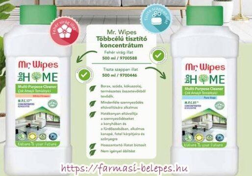 Mr. Wipes sokcélú tisztítókoncentrátum