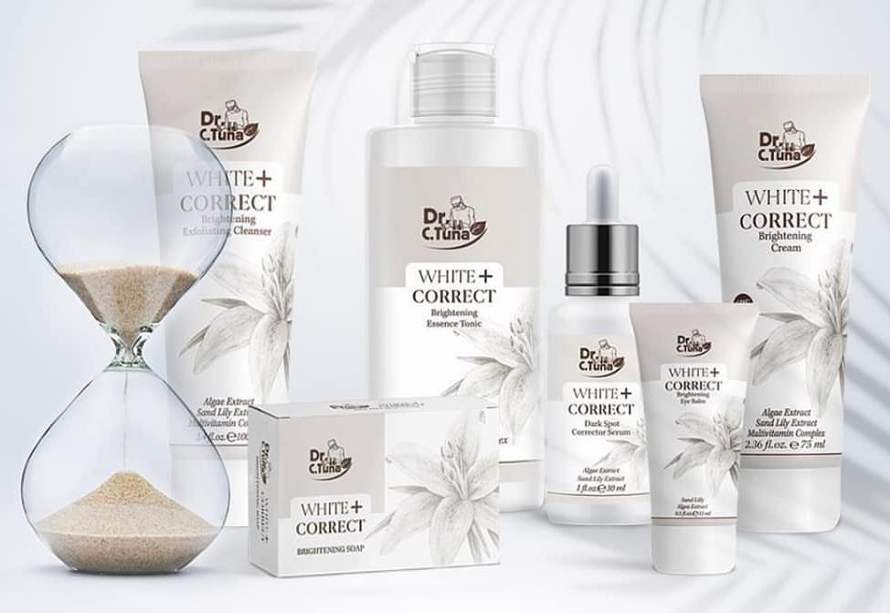 Farmasi white correct termékcsalád: májfolt eltüntetése, pigmentfolt eltávolítás, arcfehérítés