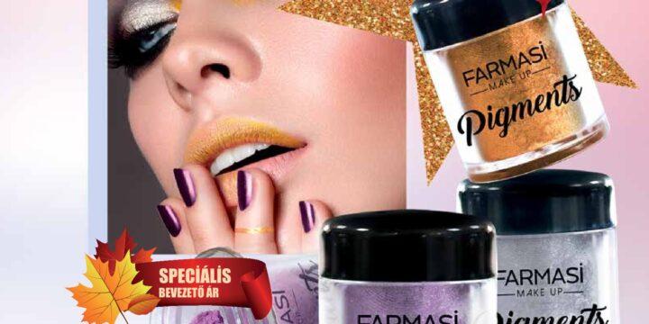 Farmasi színes pigmentek