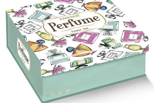 Farmasi parfüm minta, illatminta, parfüm teszter