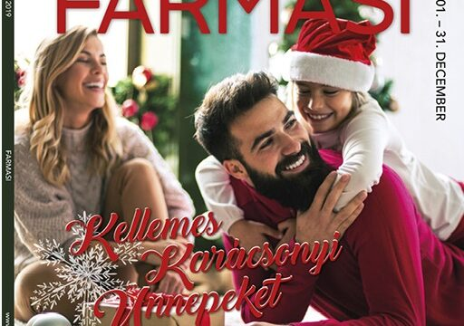 Farmasi katalógus 2019. december