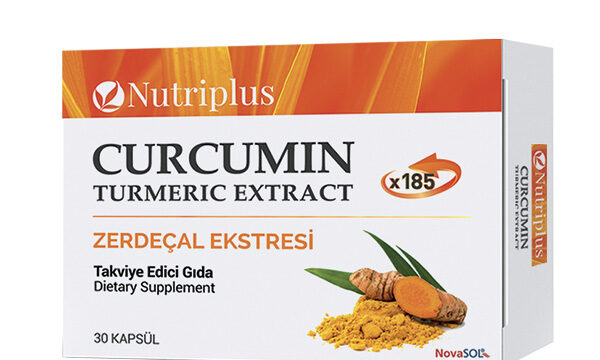 Farmasi NUTRIPLUS kurkuma kivonat 500mg