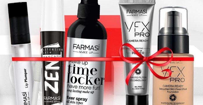 Giga Farmasi smink csomag Valentin-napi akcióban