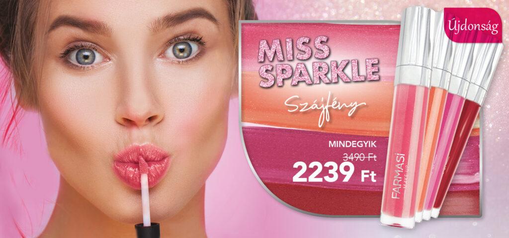 Farmasi Miss Sparkle szájfény