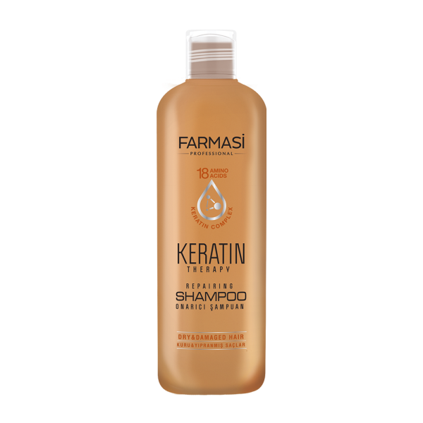 Farmasi keratin sampon, Farmasi Keratin Therapy Revitalizáló sampon